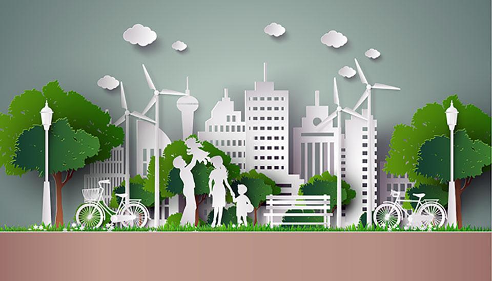 เมืองใต้ร่มเงา : การออกแบบชุมชนเมืองประหยัดพลังงาน